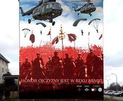 W Kielcach powstanie patriotyczny mural. Nie spodobał się radnemu