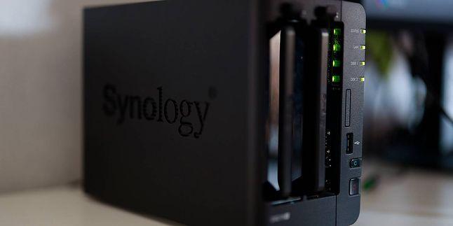 Synology ma w ofercie wiele modeli domowych NAS-ów.