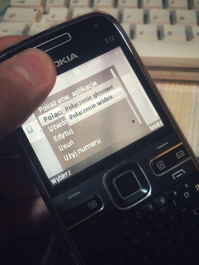 """Połączenie głosowe, możliwe przez sieć """"3.75G"""""""