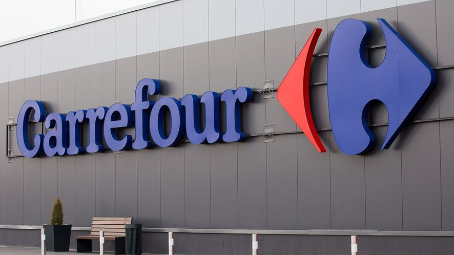 Carrefour Polska przenosi infrastrukturę IT do chmury, fot. Getty Images