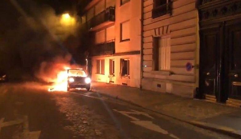 Liga Mistrzów. Zamieszki w Paryżu po przegranym finale PSG. Zatrzymano 148 osób