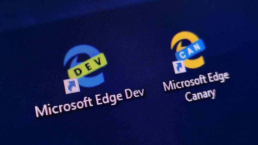 Testowy Edge miewa problemy z uruchamianiem