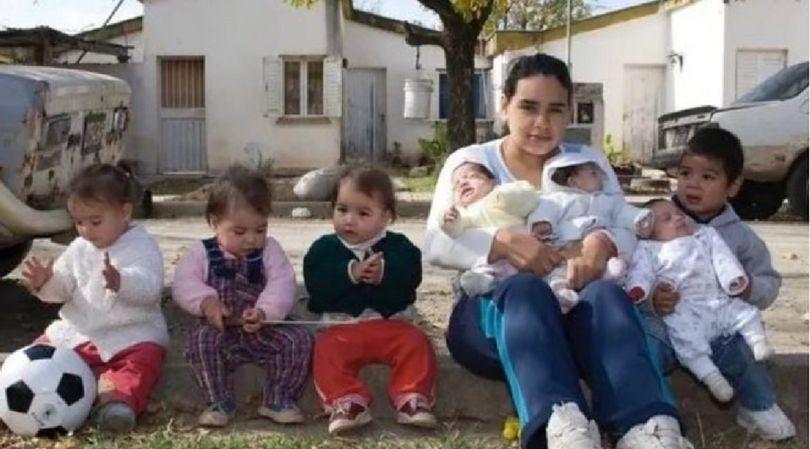 17-latka z Argentyny jest matką 7 dzieci
