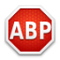 Adblock Plus dla Google Chrome icon