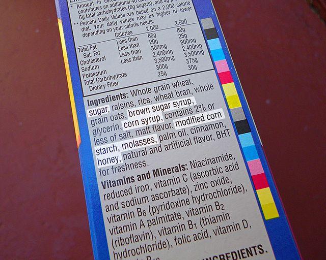 Czytaj etykiety