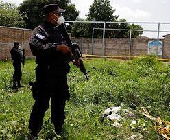 Salwador. Policjant seryjnym mordercą. Liczba znalezionych ciał przeraża