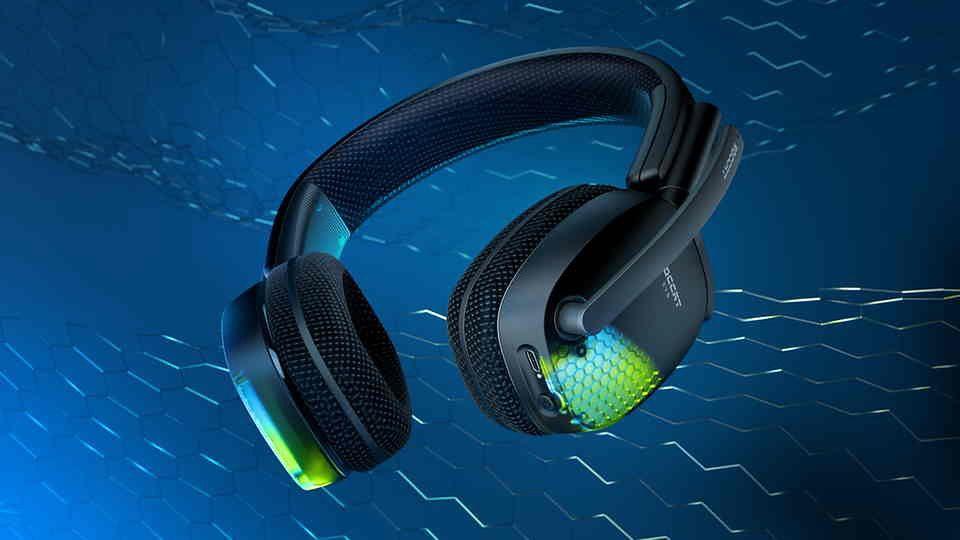 Roccat zmienia oblicze jakości odtwarzanego dźwięku, dzięki nowym bezprzewodowym słuchawkom ROCCAT SYN PRO AIR - ROCCAT SYN PRO AIR