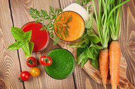 Składniki pokarmów odpowiedzialne za oczyszczanie organizmu