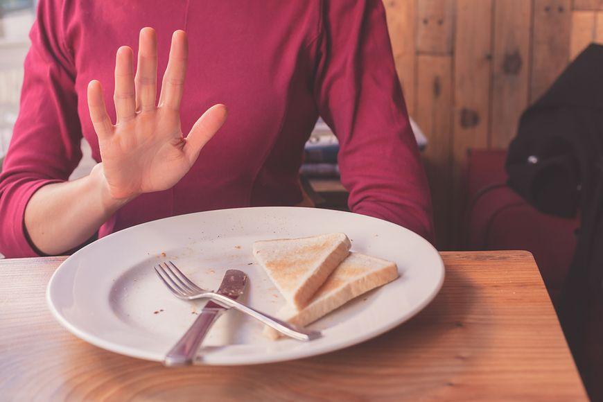 Mit 1: Organizm dziecka nie przetwarza glutenu