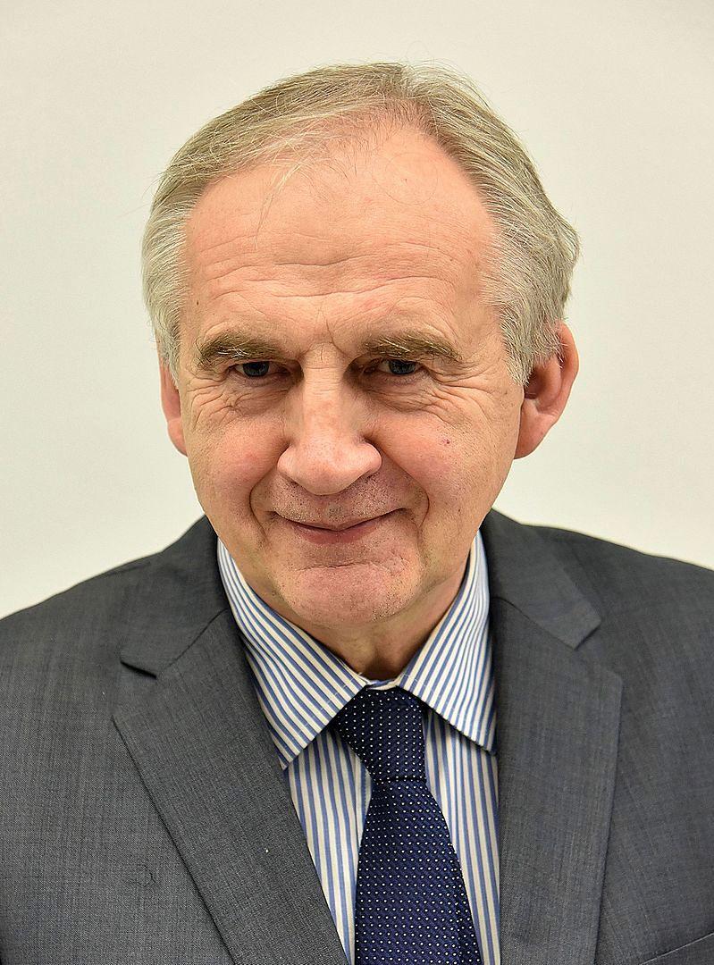 Prof. Marian Zembala współpracował z prof. Religą