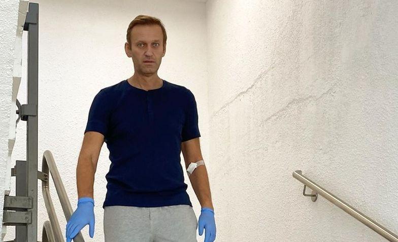 """""""Miałem halucynacje"""". Dramatyczna relacja Nawalnego"""