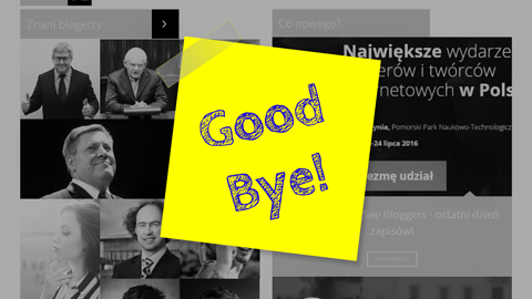 Blog.pl — upadły prekursor polskich serwisów blogowych