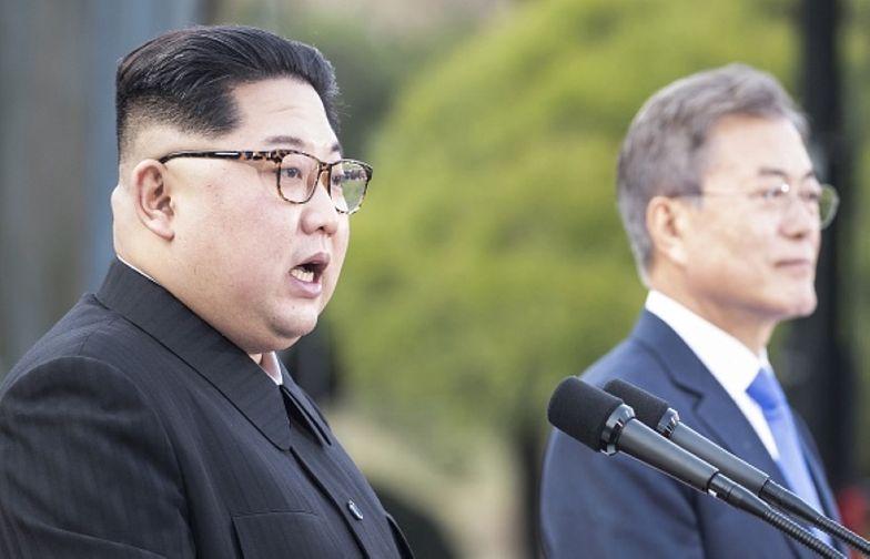 Kim Dzong Un w furii. Chce wysadzić kurort w powietrze