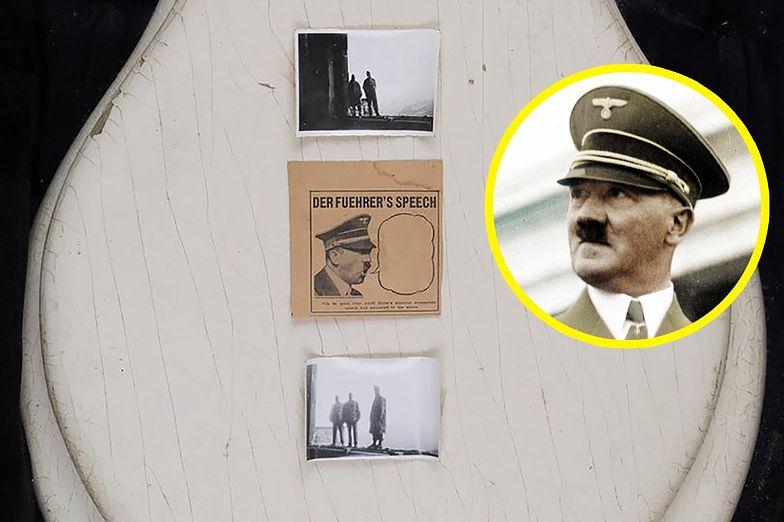 """Tron Führera"". Deska sedesowa Adolfa Hitlera trafiła na aukcję"