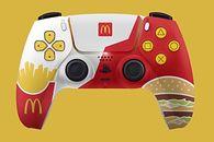 McDonald's chciał rozdawać pady do PS5, ale... nie dogadał się z Sony