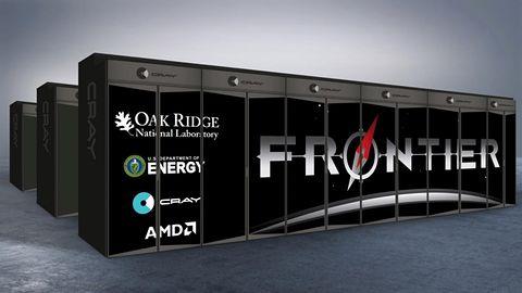 Frontier. Najpotężniejszy superkomputer świata powstaje na podzespołach AMD