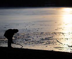 Tragiczny wypadek na Podkarpaciu. Pod dziećmi załamał się lód