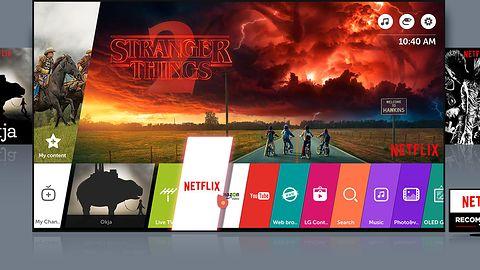 Netflix wydaje pierwsze w tym roku rekomendacje dla telewizorów