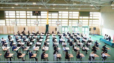 Zadania z testu IQ - rozwiązanie - Fot. Adam Staskiewicz/East News