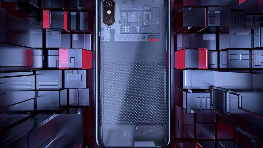 Xiaomi Mi 8. (źródło: miui.com)