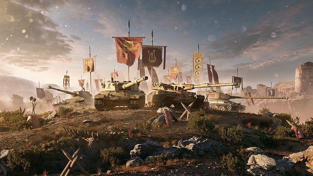 World of Tanks - włoskie ciężkie czołgi