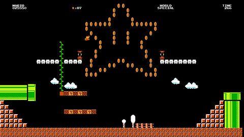 Doskonała kopia Super Mario Bros sprzedana za 660 tys. dolarów