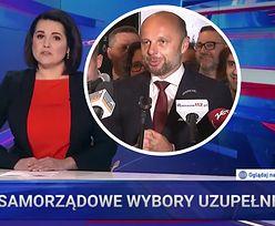"""""""Wiadomości"""" tłumaczą, że miażdżące zwycięstwo opozycji nie jest porażką PiS-u"""