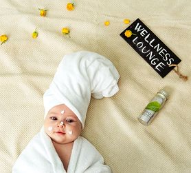 Pielęgnacja skóry niemowlęcia