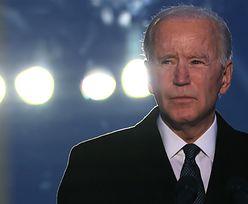 Zdjęcia obiegły USA. Joe Biden przeprosił
