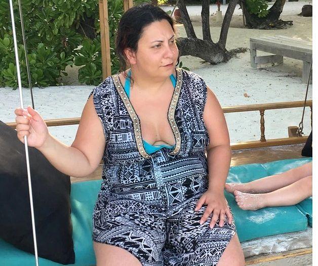 Suzie odkryła fitness i przeszła przemianę