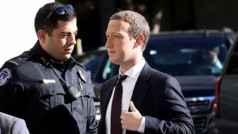 Ile Facebook płaci za ochronę Zuckerberga? Aż trudno w to uwierzyć