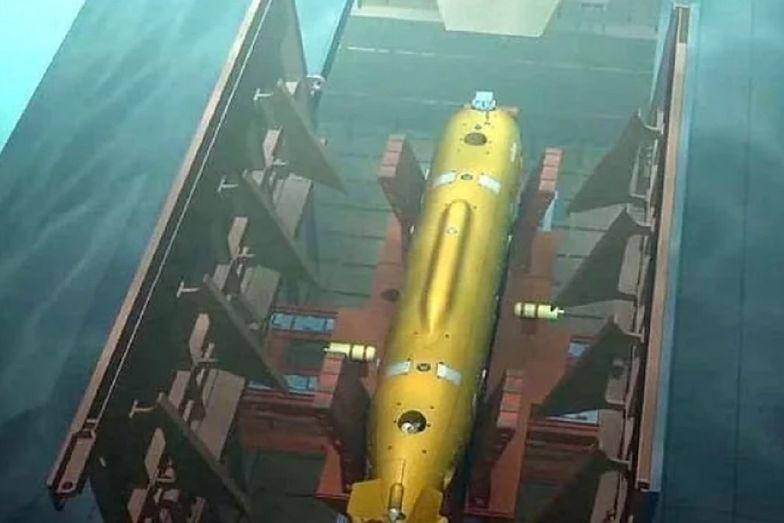 Rosja pochwaliła się nową bronią atomową. Ma wypłynąć na okręcie podwodnym już niedługo