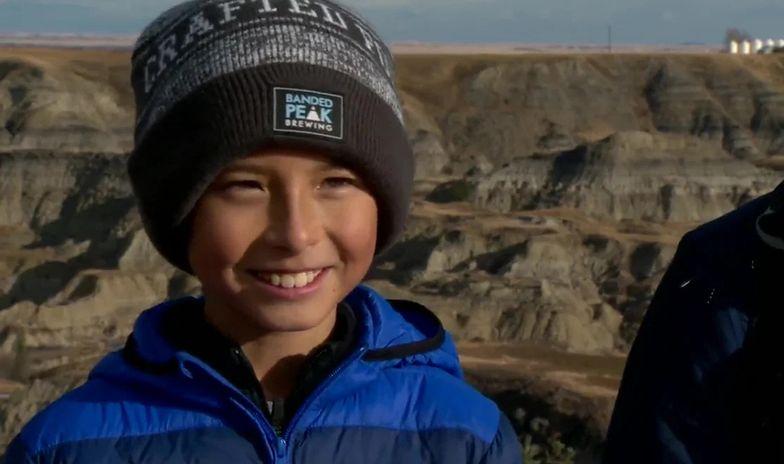 12-latek dokonał odkrycia życia. Ojciec natychmiast złapał za telefon