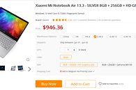 Łowca okazji: Notebooki Xioami za ~2600zł