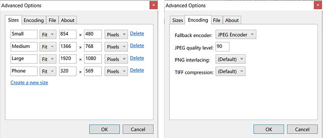 Image Resizer dla Windowsa 10