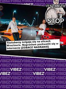 Wrocław: Youtuberzy pędzili 280 km/h na obwodnicy i POCHWALILI się tym w internecie