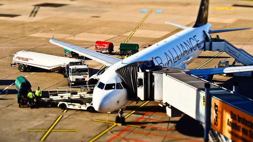 Hakerzy uderzyli w największe linie lotnicze świata [fot. Pixabay]