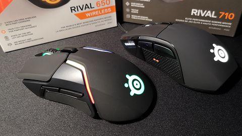 SteelSeries Rival 650 i Rival 710: szybki test dwóch ciekawych myszek dla graczy