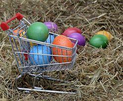 Nowe obostrzenia dotyczą też zakupów na Wielkanoc