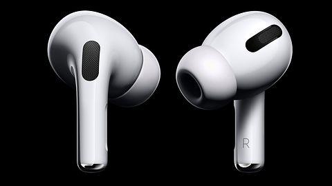 AirPods Pro: Oto są nowe słuchawki Apple'a. Jeszcze lepsze i jeszcze droższe