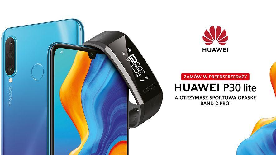 Huawei P30 Lite, materiał prasowy