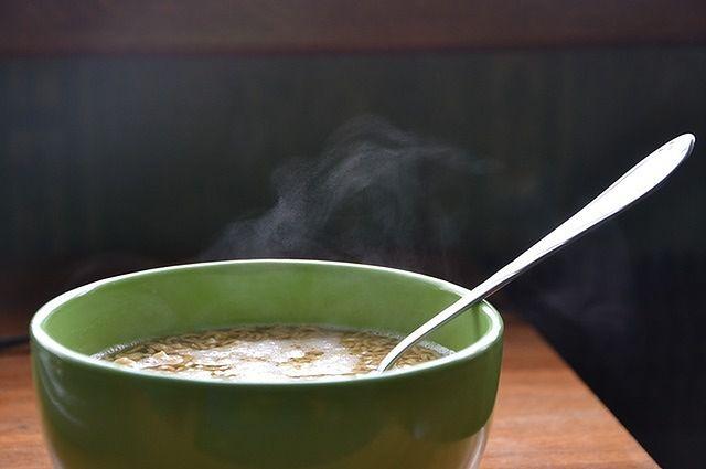 Lekka zupa z kurczaka