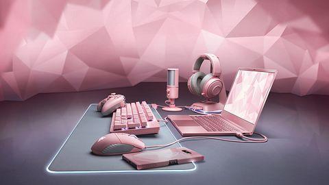 Quartz Pink: od teraz sprzęt Razera kupimy także w różowej wersji kolorystycznej