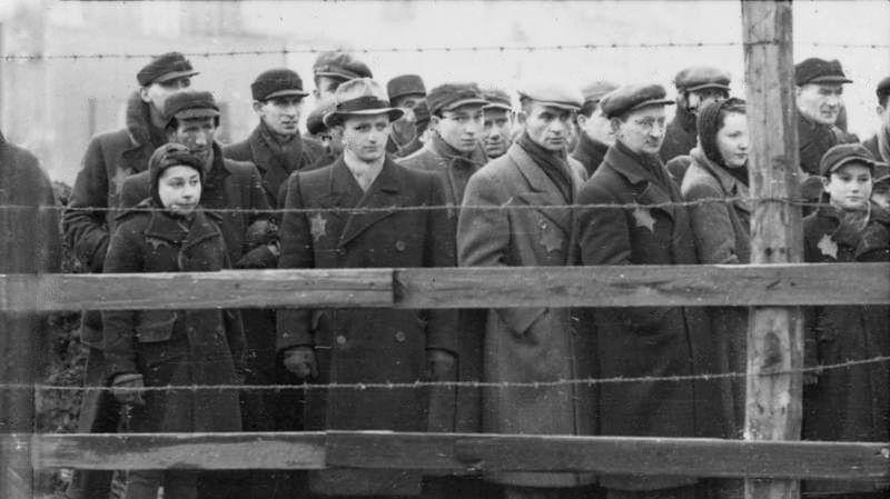 Łódzkie getto żydowskie