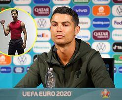 Ronaldo nie lubi Coca-Coli? Pokazali mu stare wideo