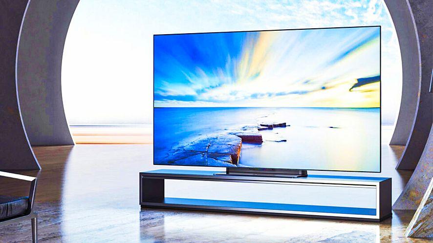 Xiaomi Mi TV Lux, pierwszy OLED TV firmy, fot. Xiaomi