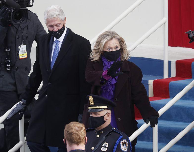 Ale wstyd. Wpadka Clintona na inauguracji