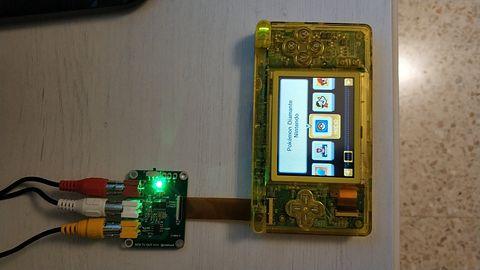 Nintendo DS Lite: ktoś znalazł sposób na podłączenie konsoli do telewizora
