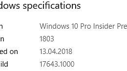 Microsoft Office i wiele desktopowych aplikacji z obsługą Sets, czyli Windows 10 w kompilacji 17643