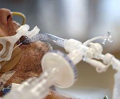 Telewizja pokazała, jak umiera pacjent z COVID-19. Ostatnie minuty bez kłamstw